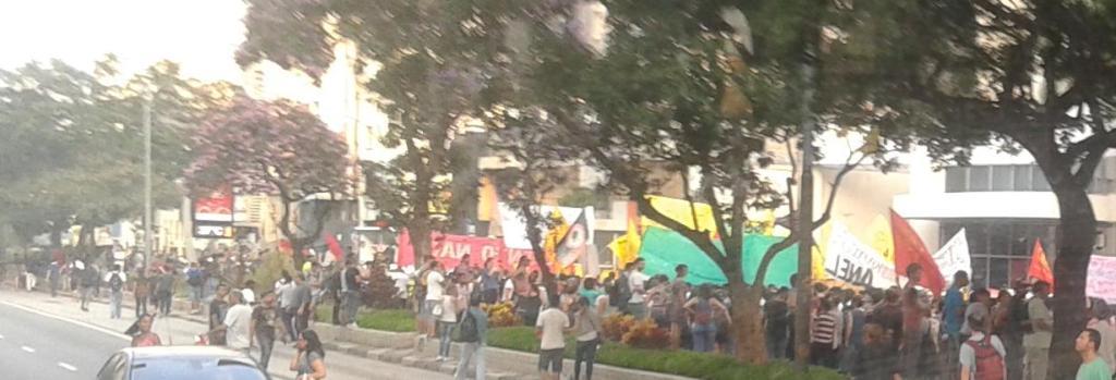 manifestazione trasporto pubblico