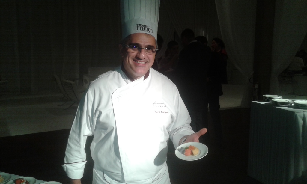 Mario Mangone Chef