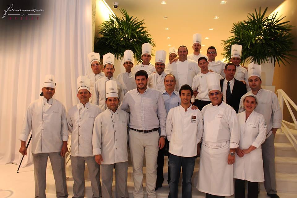 chef stellati a San Paolo