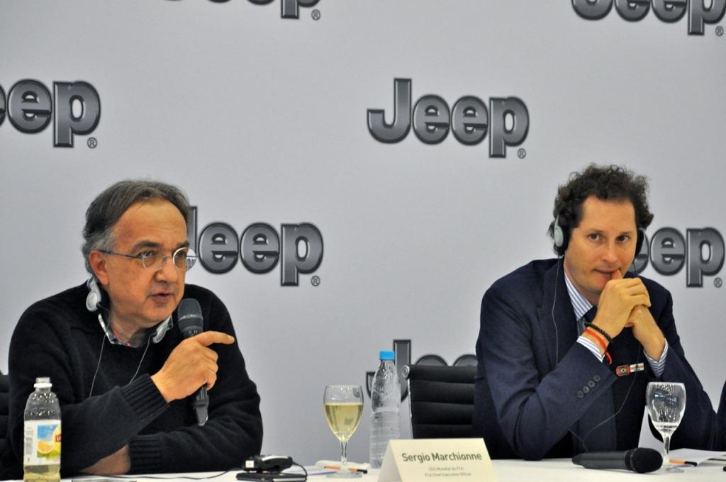 Inaugurazione Jeep Brasile
