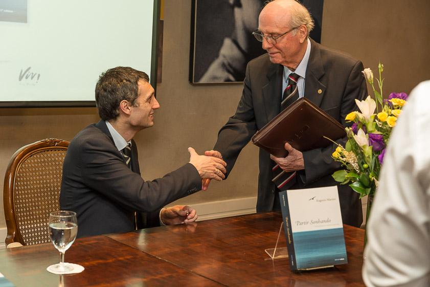 Eugenio Marino, ospite della FIESP