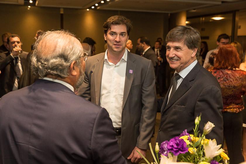 Senatore Fausto Longo con il Vice Prefeito di Campinas