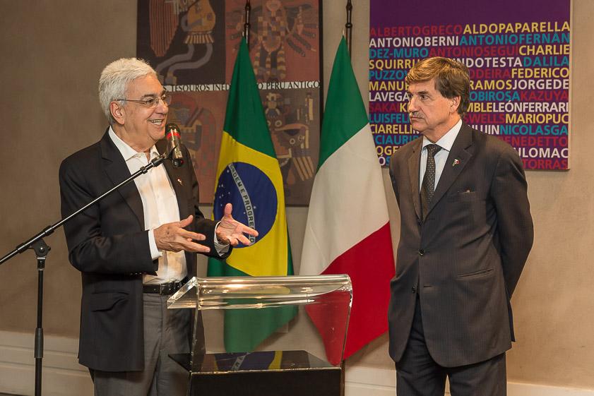 Waletr Vicioni e Fausto Longo