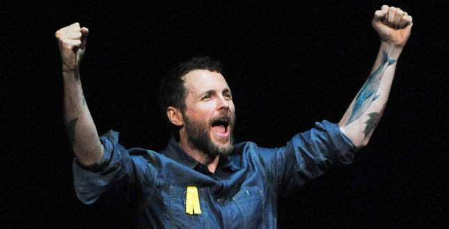 Roma, Jovanotti al Teatro Valle NO QUOTIDIANI